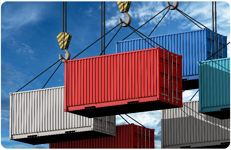 Shipping Container: Dry Container